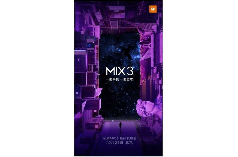 mix 3 event