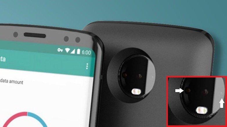 moto z3 fake camera