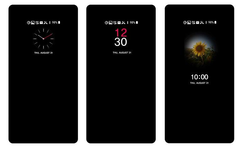 nexus2cee LG V30 AOD