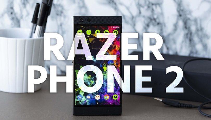 Ecco Razer Phone 2 ed il suo luccicoso LED RGB nel nostro unboxing