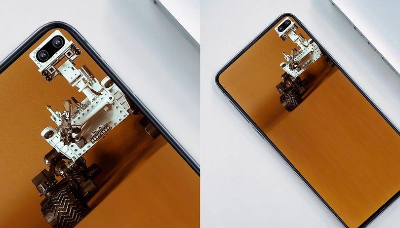 Galaxy S10+: con esta plantilla puedes crear tus fondos de pantalla