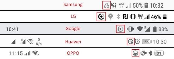 nuovo massimo risparmia fino al 60% Più affidabile Avete anche voi questa strana icona sulla status bar? Ecco ...