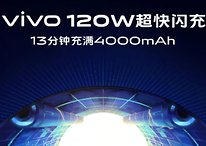 Vivo's Super FlashCharge promises 120W and 0-100 in 13 minutes