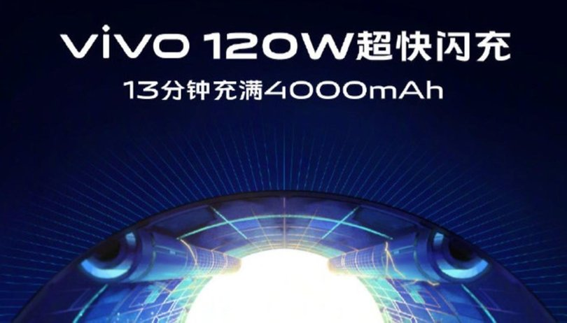 Vivo Super FlashCharge : une recharge de 0 à 100 en 13 minutes !