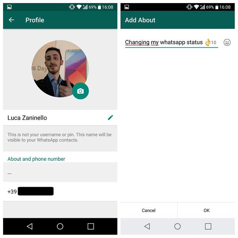 whatsapp status new 2