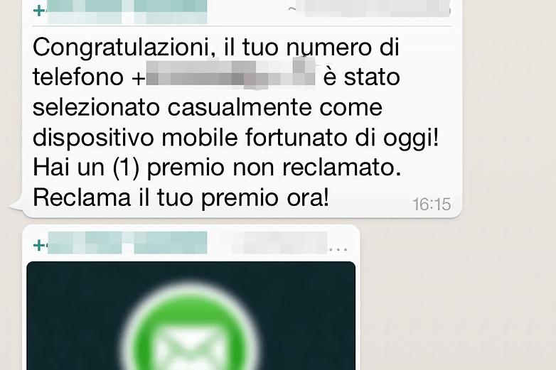 I messaggi SMS cercano di detronizzare WhatsApp