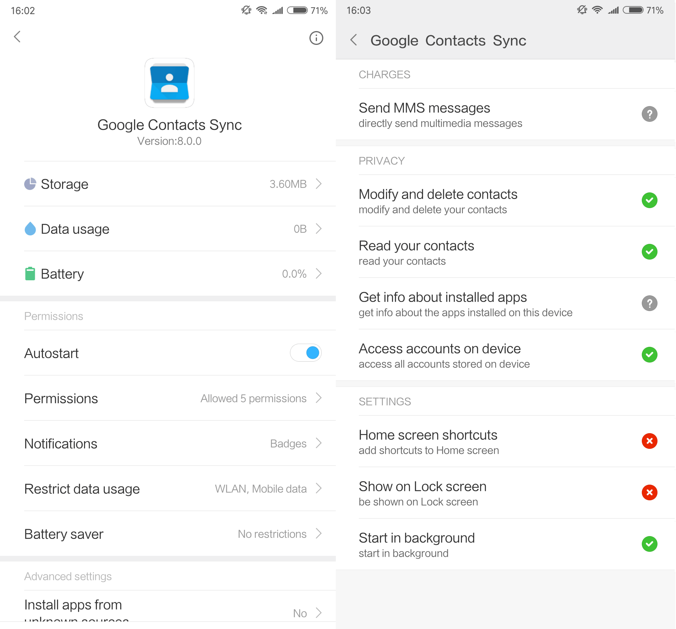 How to sync Google contacts with Xiaomi and MIUI | AndroidPIT