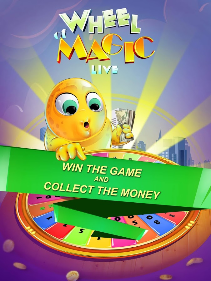 Brand New Gaming App-The Fortune Wheel of Magic - Unity Forum