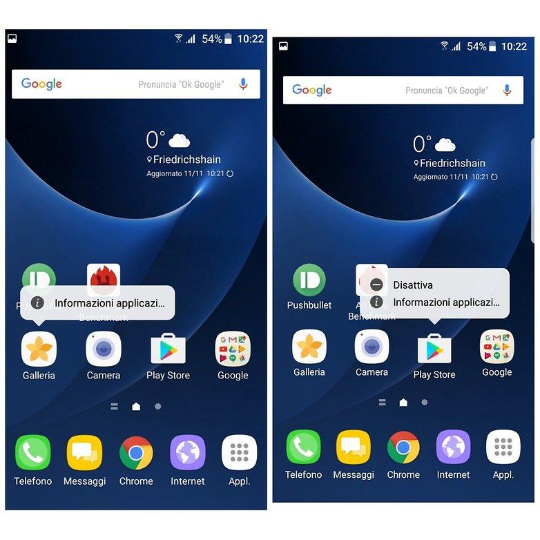 info app nougat s7 androidpit