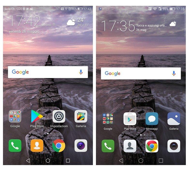 Huawei P8 Lite 2017 Wallpapers: Huawei P8 Lite (2017) Vs Huawei P9 Lite: The Clash Of Two