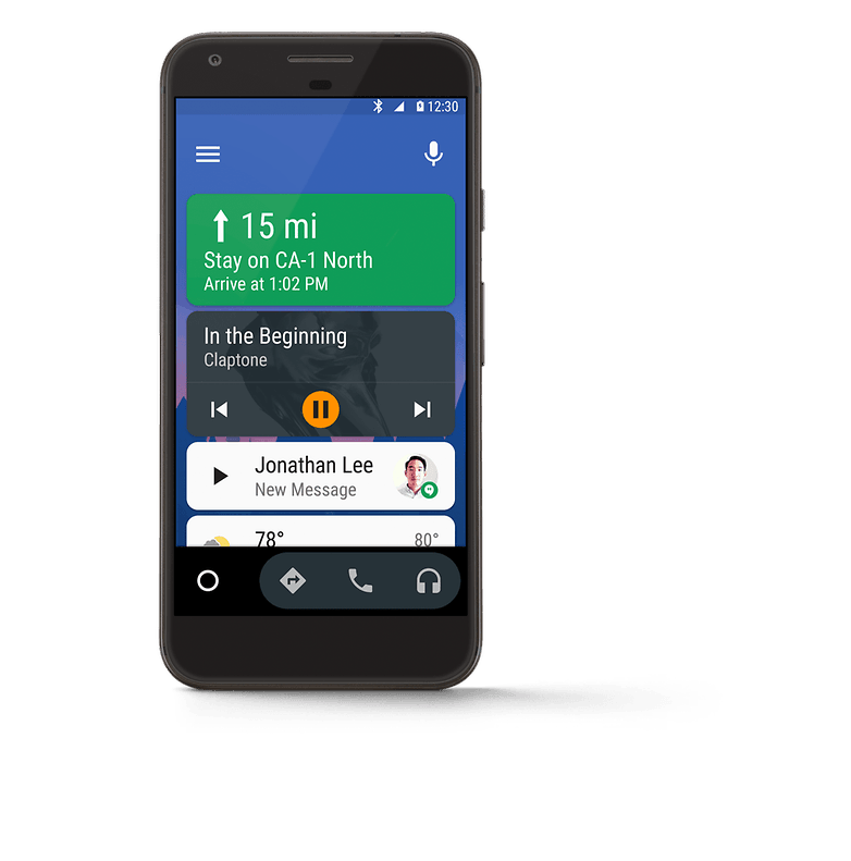 androidpit android auto