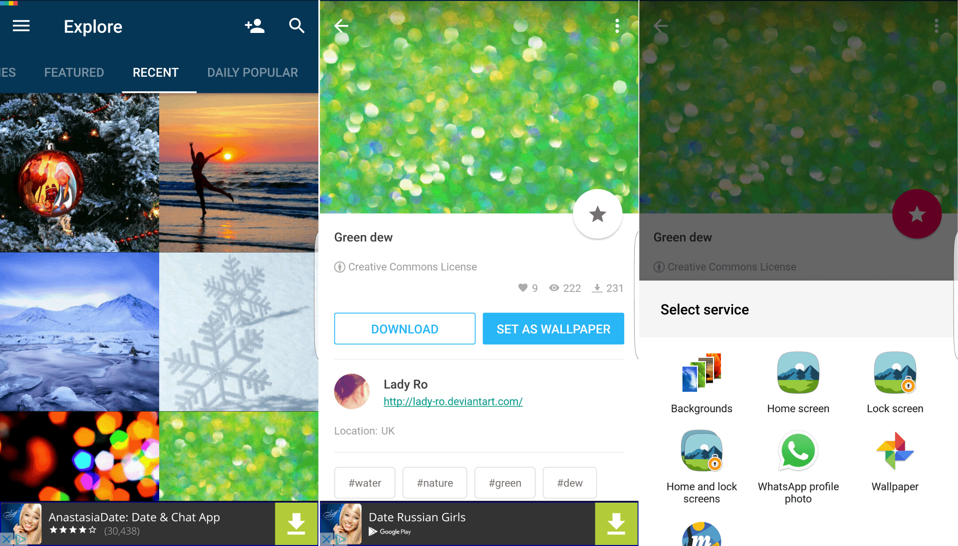 8 Of The Best Free Wallpaper Apps For Android Androidpit