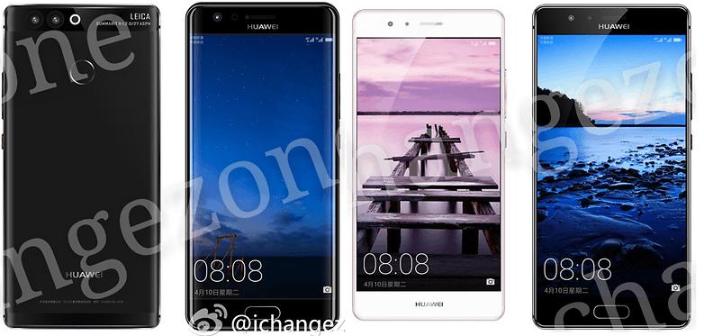androidpit huawei p10 renders