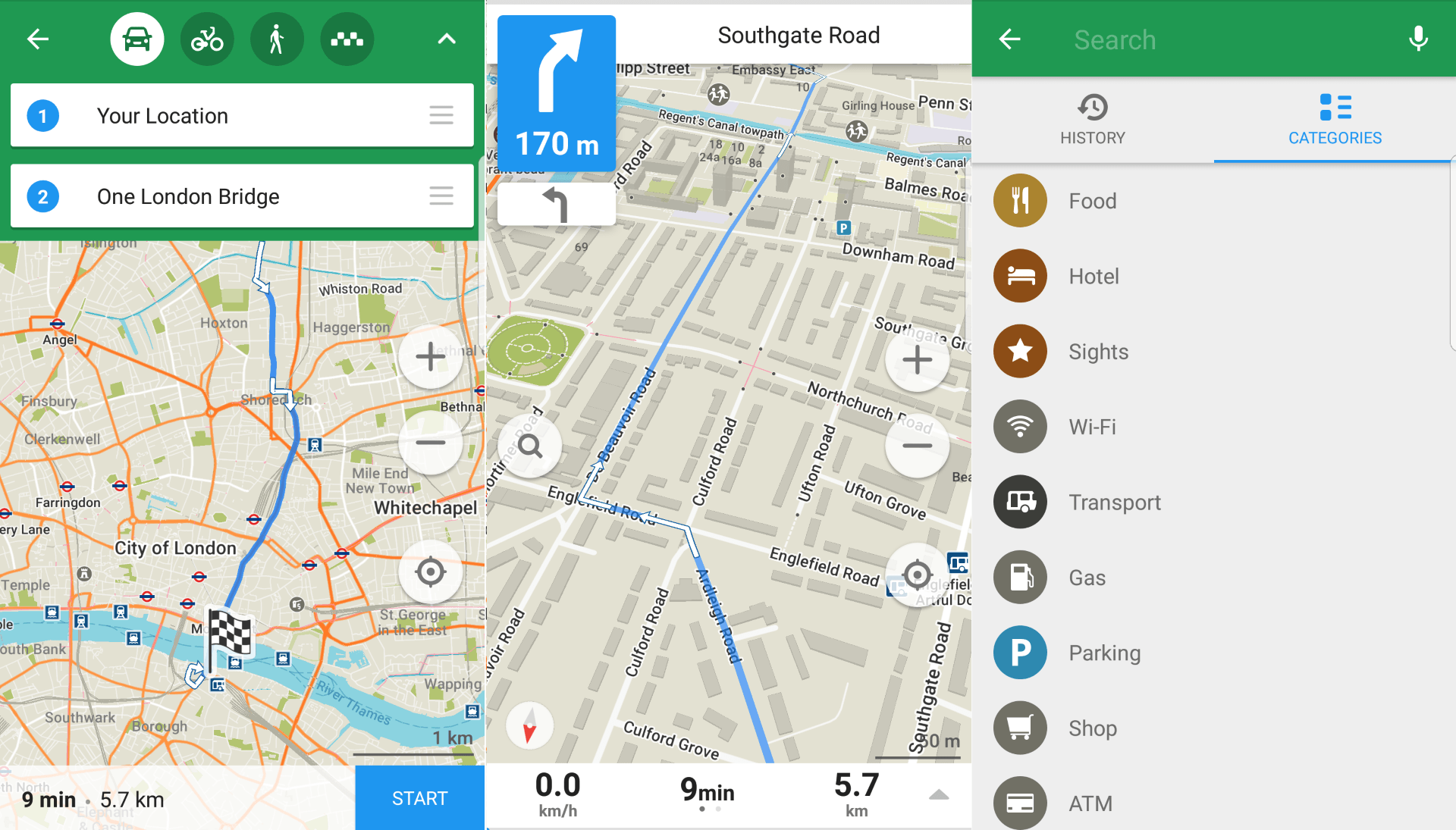 Best Android Navigation And Route Planner Apps Androidpit