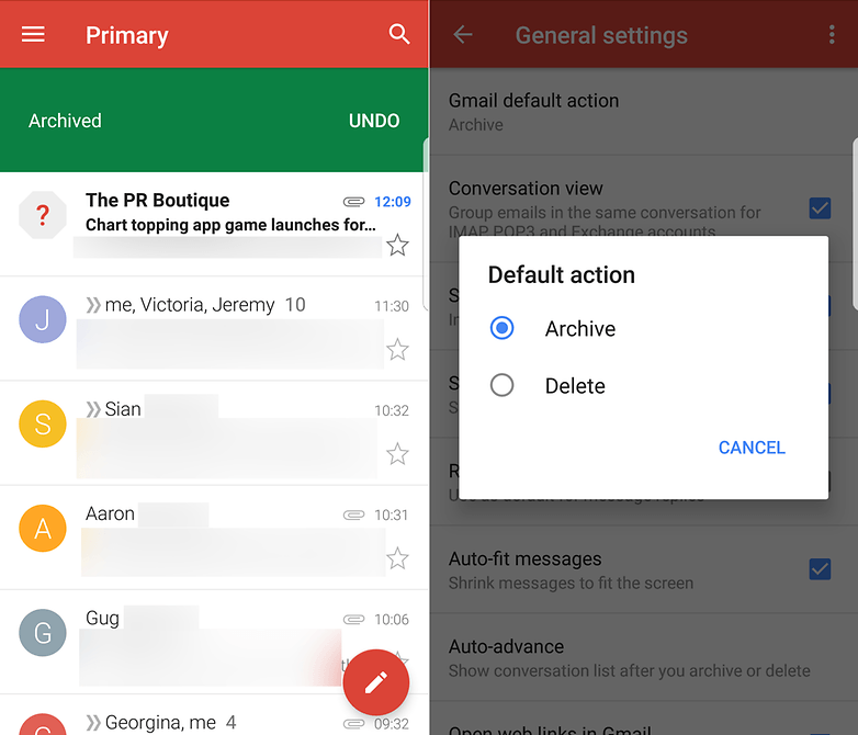 10 Gmail For Android Tips And Tricks Androidpit