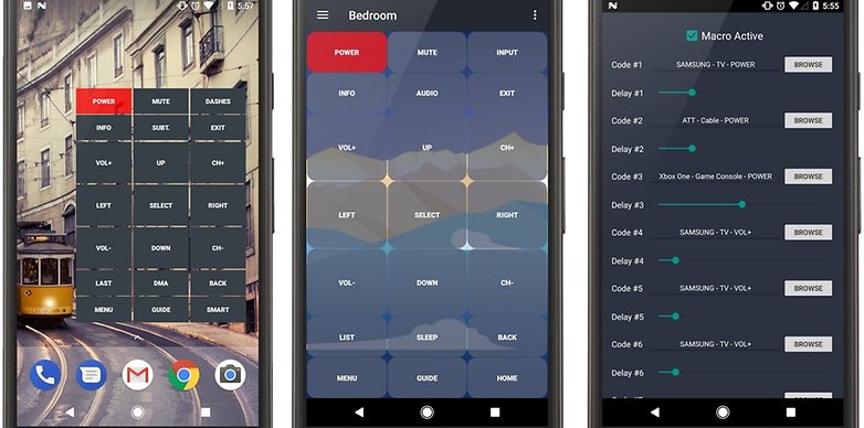 How to use your Android phone as a remote control | AndroidPIT