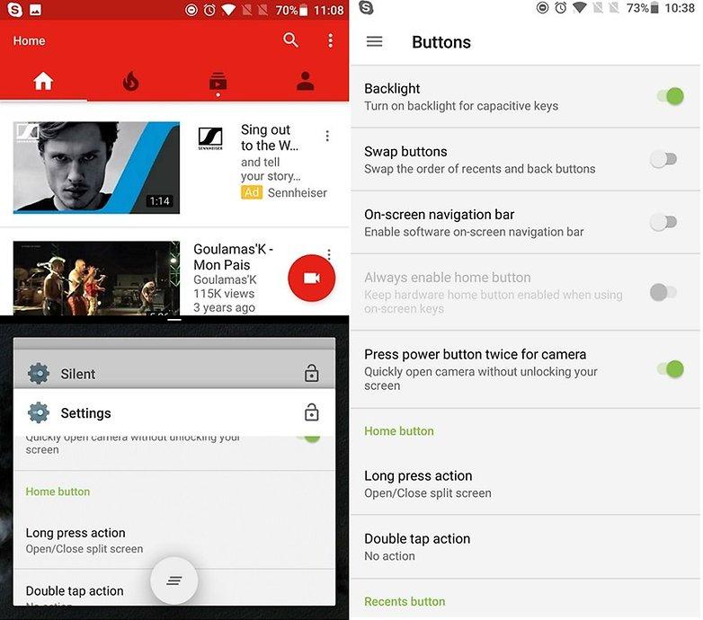 OnePlus3T SplitScreen