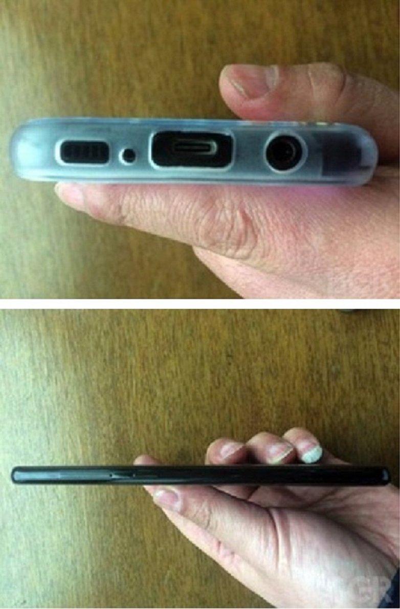 Samsung Galaxy S8 leak