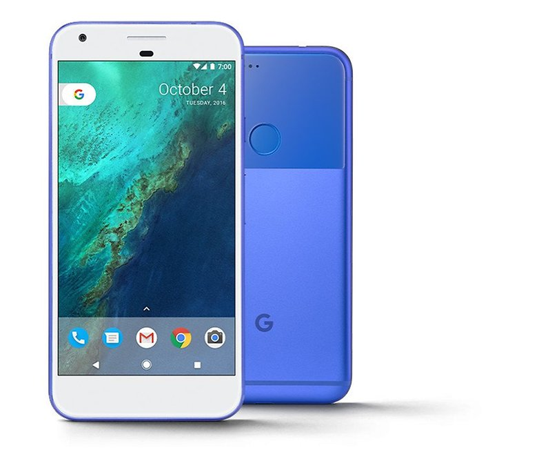 Google Pixel and Pixel XL official photos and images