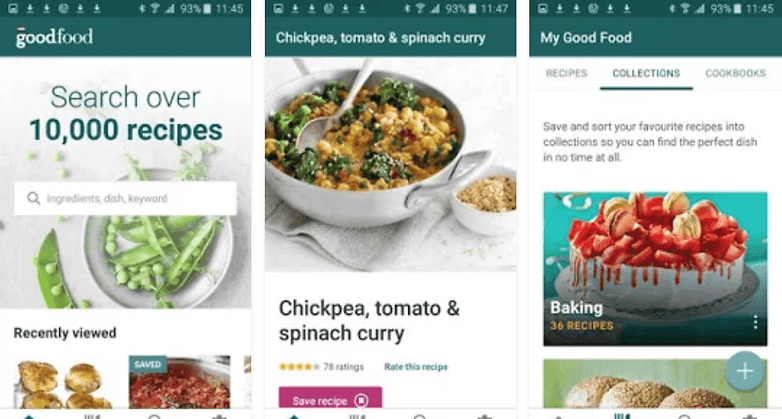 bbc goog food app