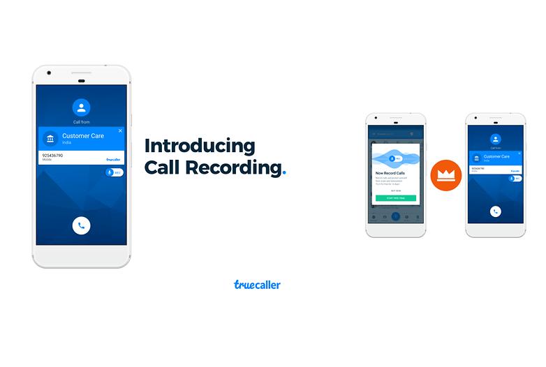 call recording truecaller