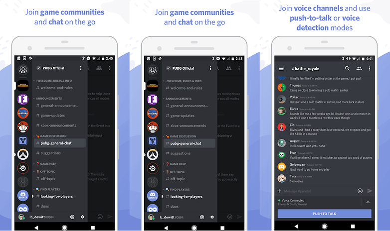 discord screenshot app