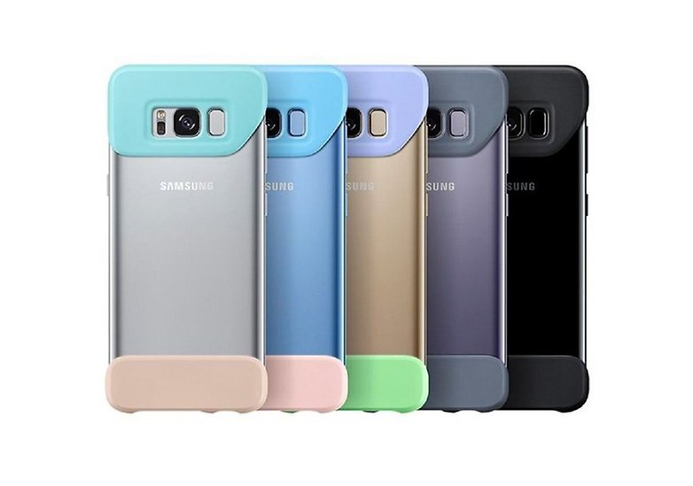 galaxy s8 2 piece case enlarged