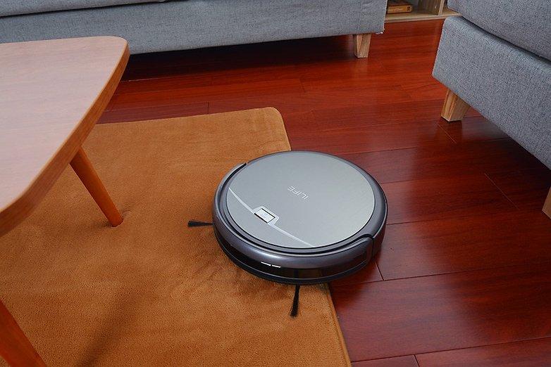gearbest robotic vacuum ilife