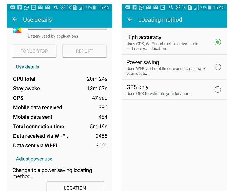 Google Play Services battery drain: how to fix it | AndroidPIT