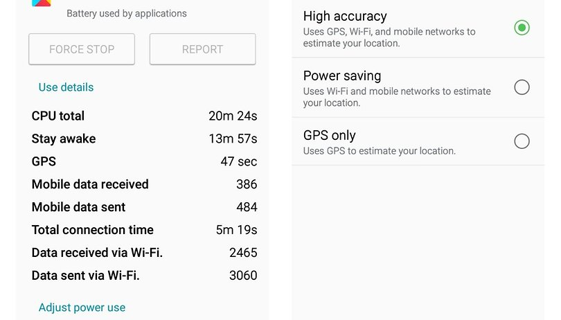 Google Play Services battery drain: how to fix it   AndroidPIT