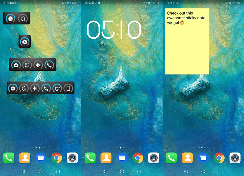 The 5 best Android widgets to customize your smartphone