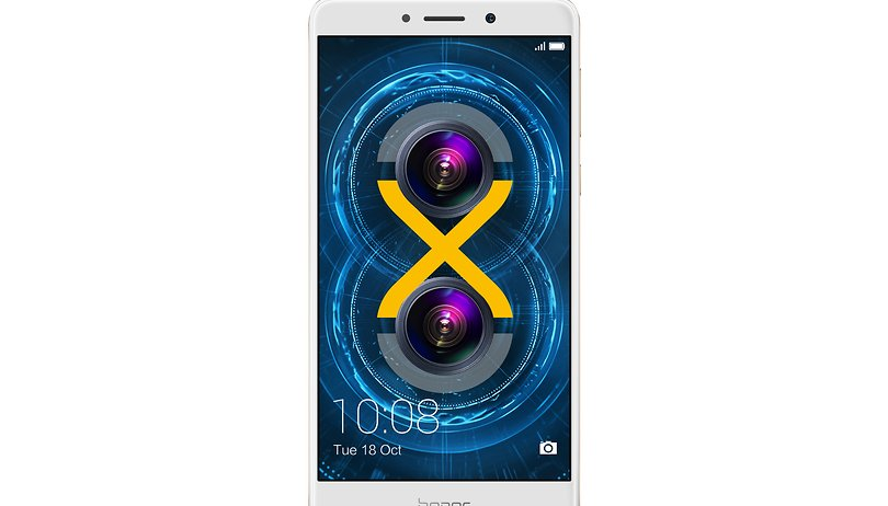Honor 6X has made its international debut at CES 2017