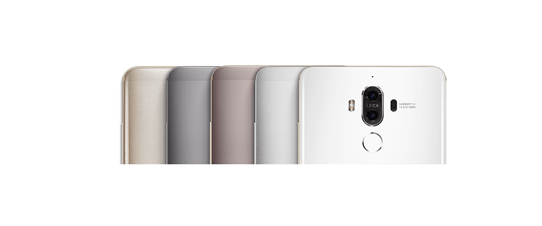huawei mate 9 colors