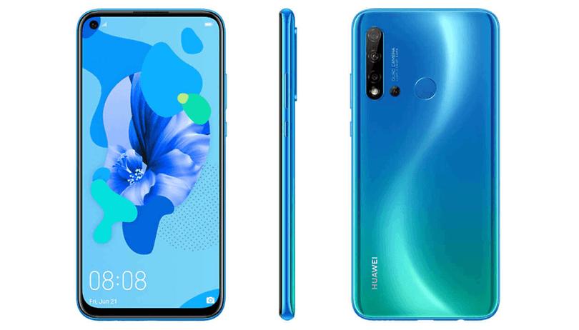 Une fuite dévoile le nouveau look du Huawei P20 Lite 2019