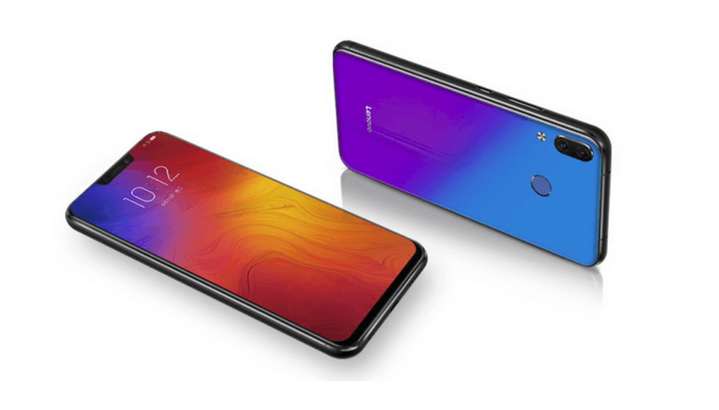 Lenovo has been trolling us: the Z5 does have a notch