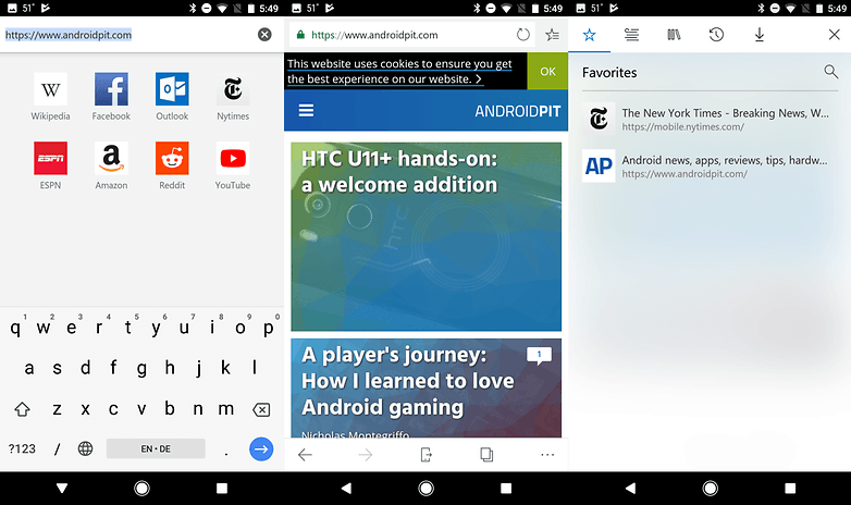 Microsoft Edge for Android works wonders for Windows 10