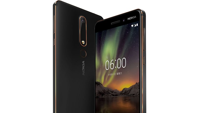 Nokia 6 (2018): The next Nokia wave is now official in China