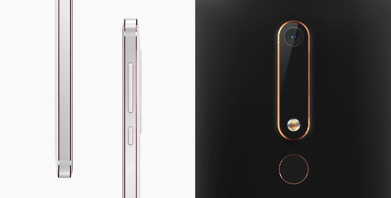 nokia 6 2018 detail