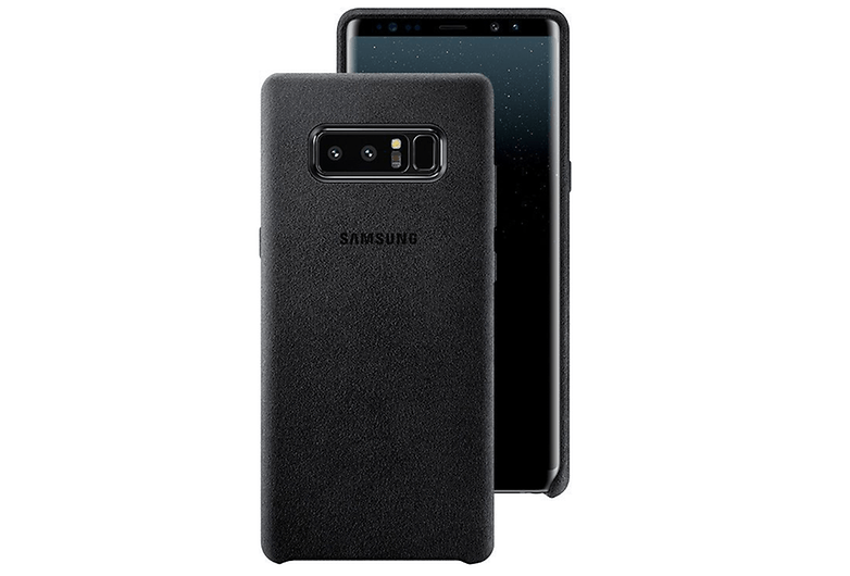 note 8 alcantara cover