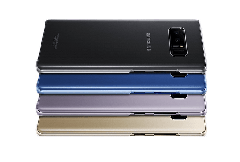 galaxy note 8 custodia originale