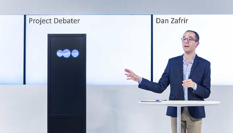 IBM's Project Debater AI is here to argue with humans