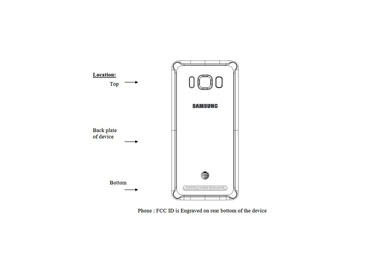 samsung galaxy s8 active fcc