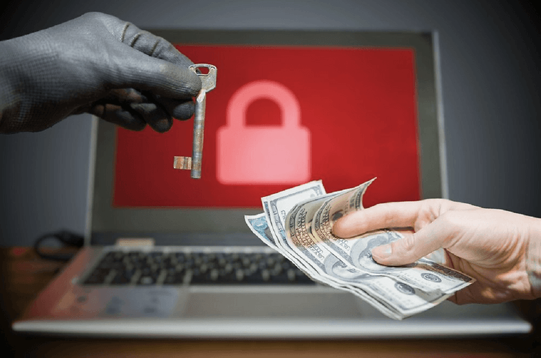 shutterstock ransomware