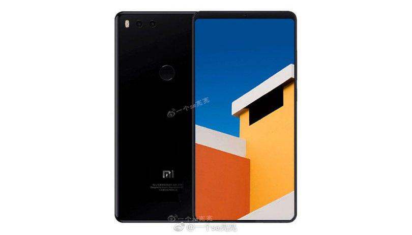 Até tu! Xiaomi Mi 7 deve vir com tela notch