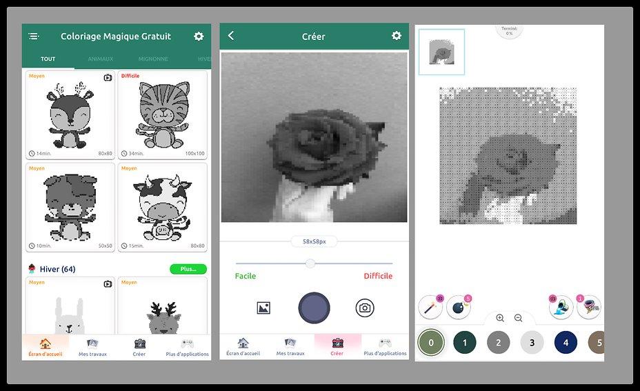 Coloriage Magique Gratuit Jeux De Pixel Forum Androidpit