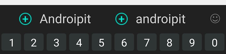 Historique Clavier Android Forum Androidpit