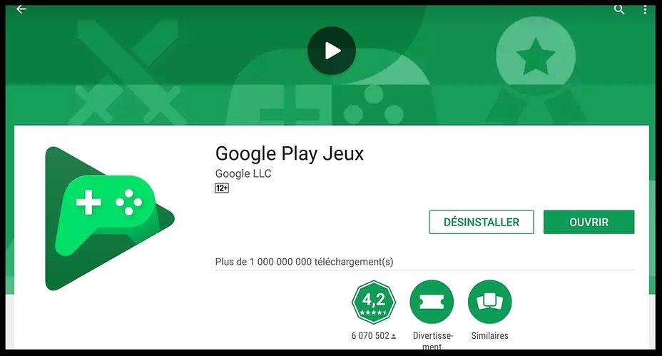 google play jeux actualites et astuces androidpit. Black Bedroom Furniture Sets. Home Design Ideas