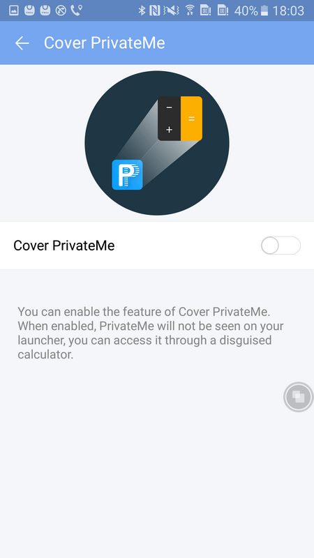 APP][4 0+][NO ROOT]PrivateMe – Hide Apps, Clone Apps, Hide