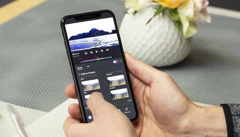 Adobe Premiere Rush im Test: Profi-Videoschnitt auf dem Smartphone