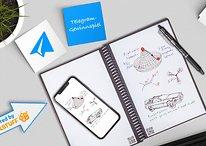 Das Telegram-Gewinnspiel: Diese Woche gibt es ein smartes Notizbuch